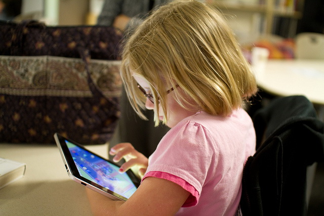Tablet Apps That Help Children with Dyslexia
